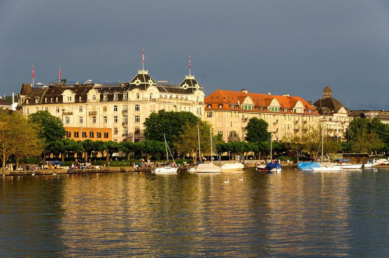 địa điểm du lịch Thụy Sĩ - Thành phố Zurich