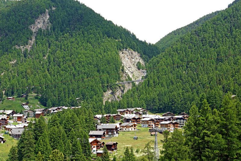 Thị trấn Zermatt