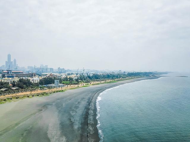 bãi biển đảo Kỳ Tân