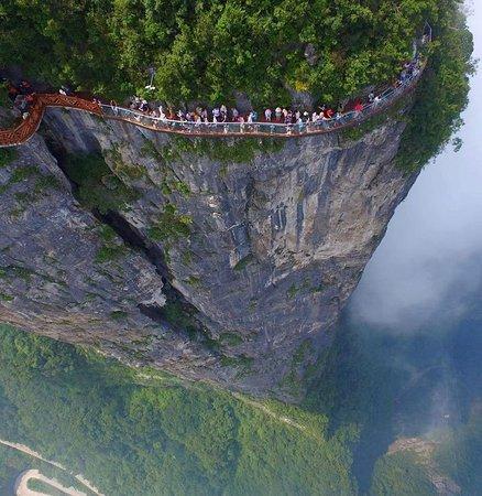núi Tianmen