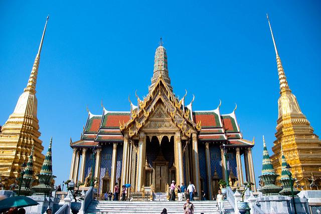 địa điểm du lịch Thái Lan - Cung điện Hoàng gia Grand Palace