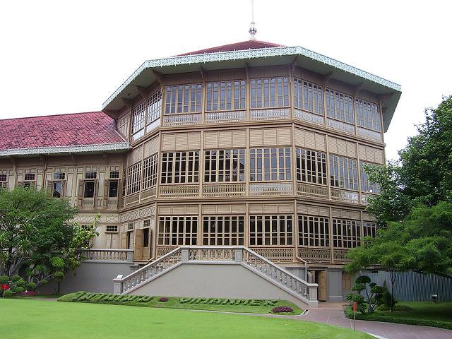 địa điểm du lịch Thái Lan - Cung điện Vimanek