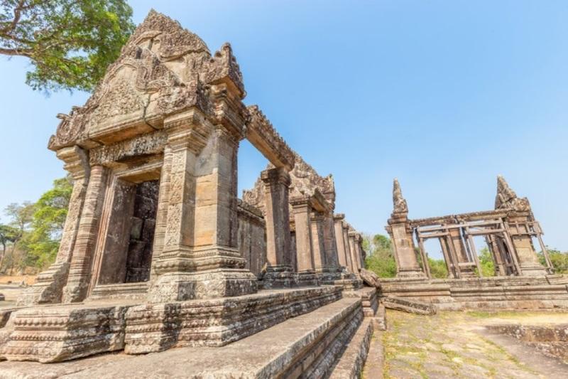 Ngôi đền Preah Viget