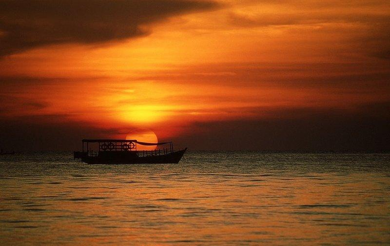 Biển Ngapali Myanmar