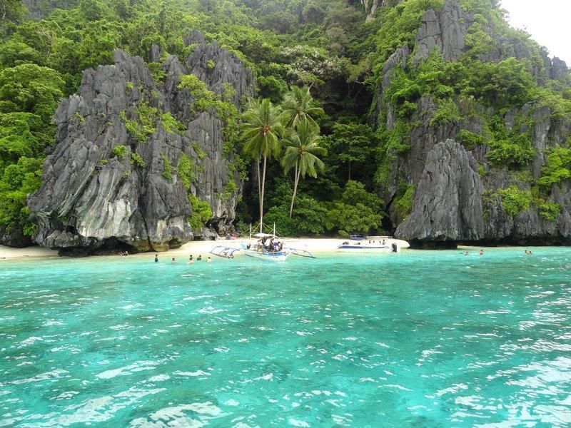 Địa điểm du lịch Philippines - Đảo Entalula, El Nido