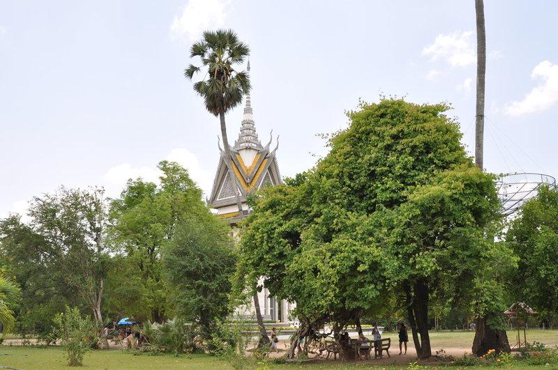 Cánh đồng chết - Choeung Ek Campuchia