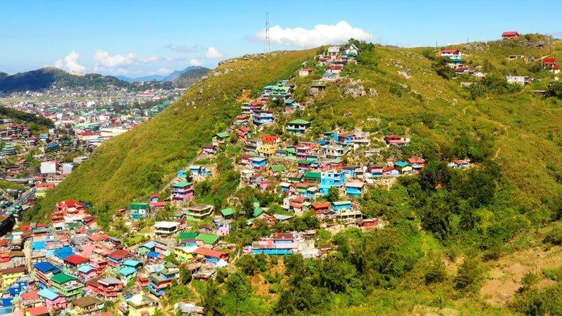 Địa điểm du lịch Philippines - Baguio