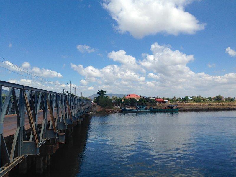 Thành phố Kampot Campuchia