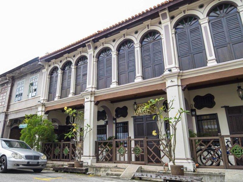 Khách sạn giá rẻ ở Penang - Ke-lan-tan House