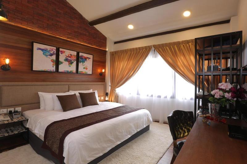 Khách sạn giá rẻ ở Penang - Reunion Heritage House
