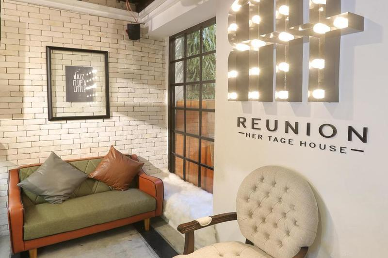 Reunion Heritage House