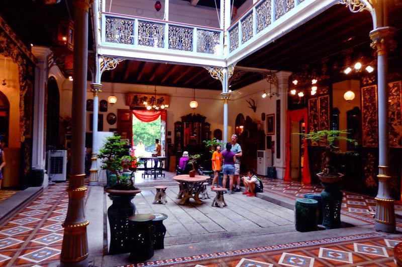 Nhà cổ Pinang Penarakan