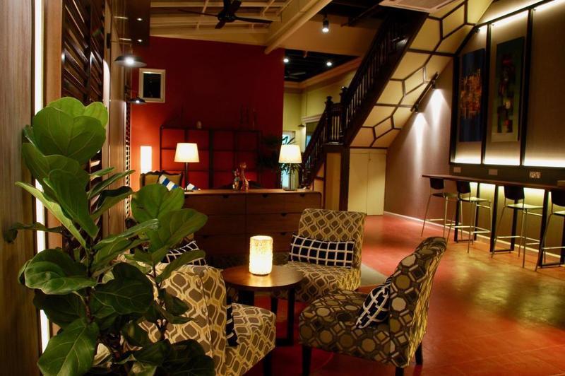 Khách sạn giá rẻ ở Penang - iStay Hotel
