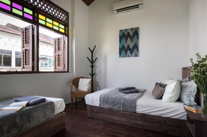 Khách sạn giá rẻ ở Penang - Rope Walk Guest House