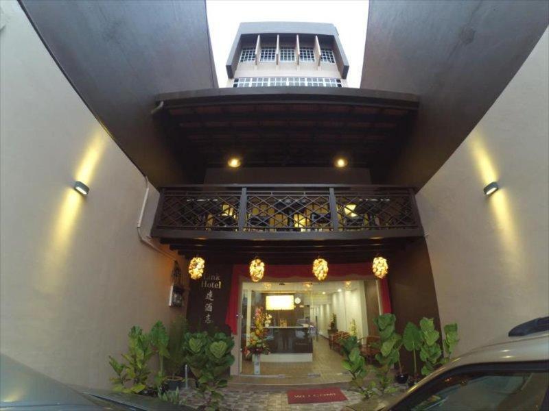 Khách sạn giá rẻ Penang - Link Hotel