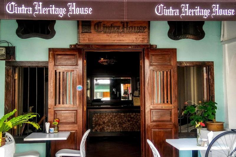 Khách sạn giá rẻ ở Penang - Cintra Heritage House
