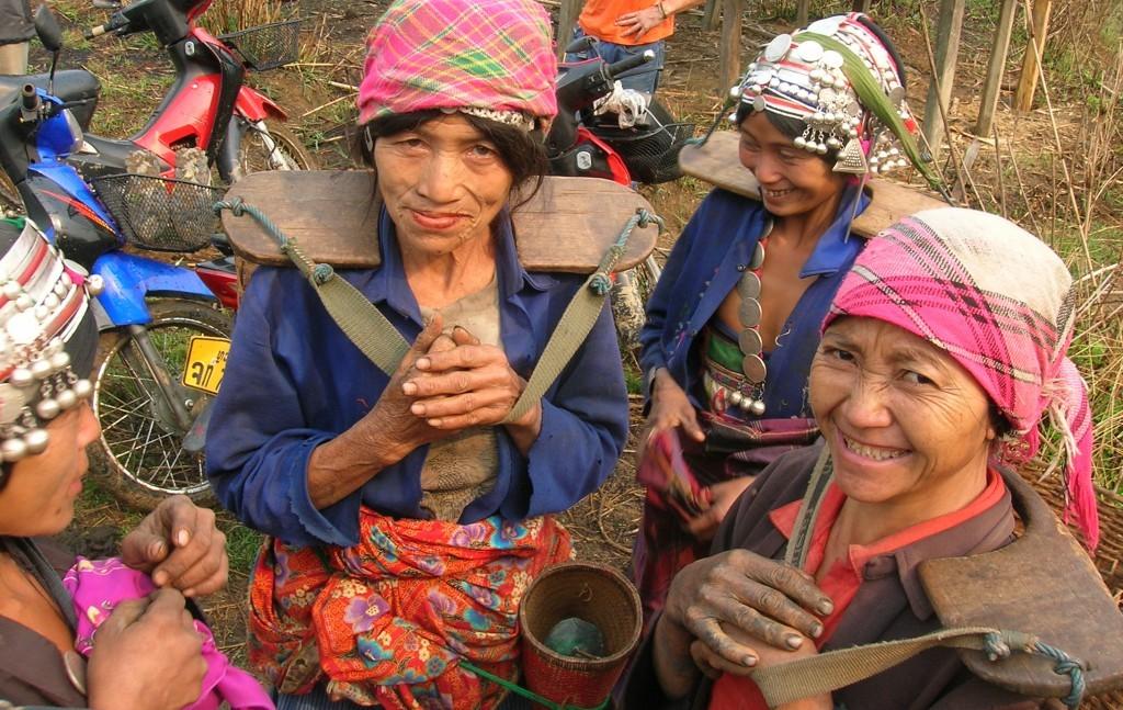 Người Lào thân thiện, lịch sự
