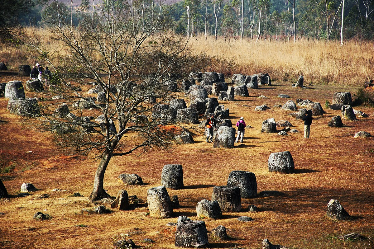 Cánh đồng Chum Lào