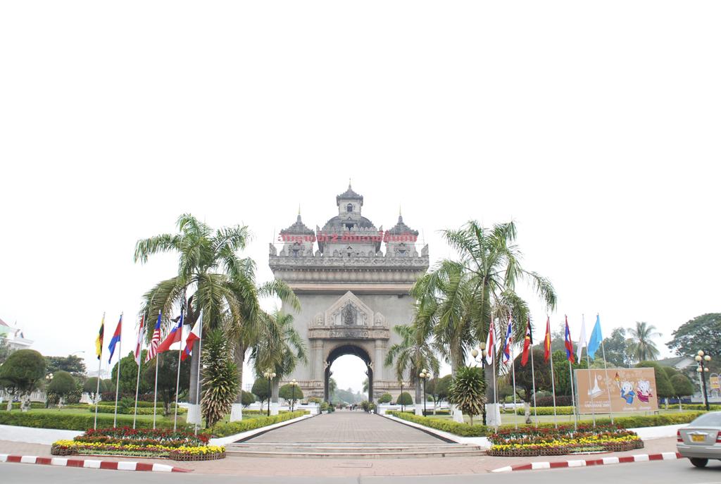 Khải Hoàn Môn Patuxay
