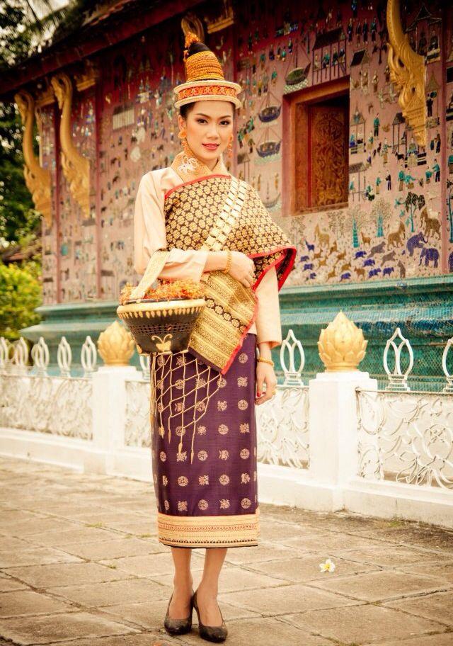 Trang phục người Lào