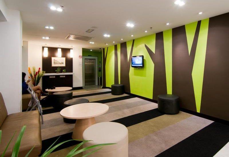 Khách sạn giá rẻ ở Johor Bahru - Citrus Hotel Johor Bahru by Compass Hospitality