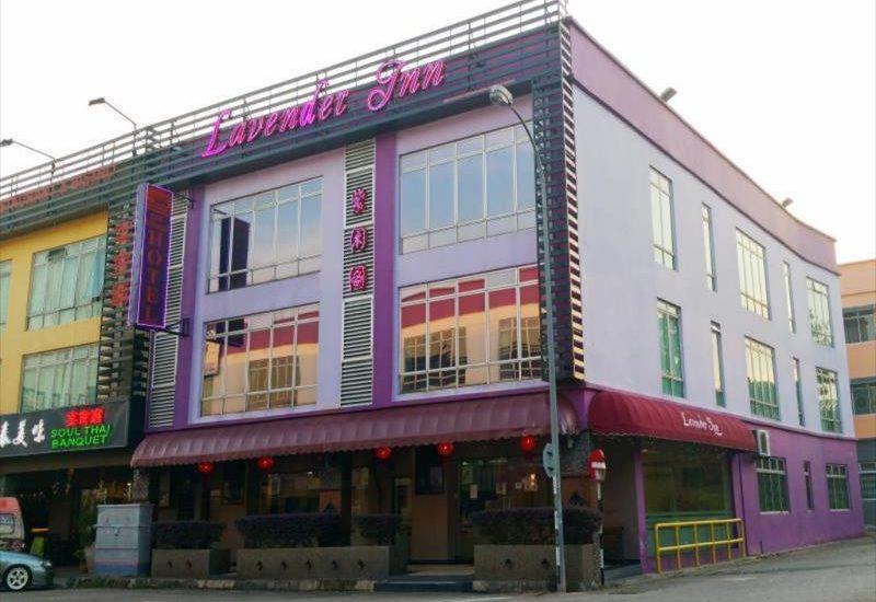 Khách sạn giá rẻ ở Johor Bahru - Lavender Inn