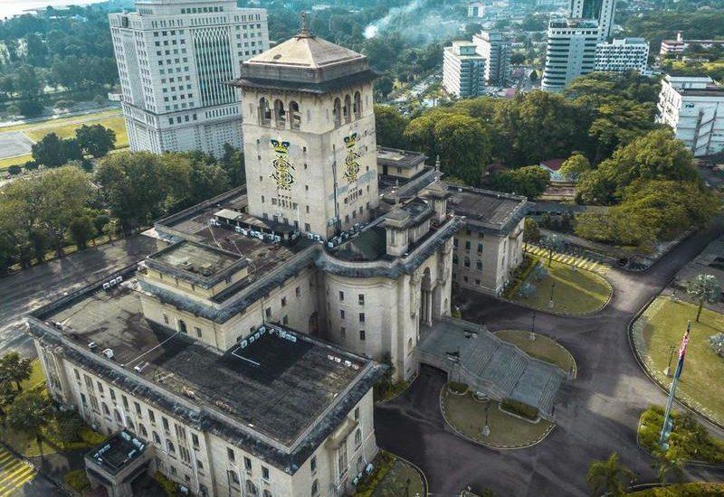 Tòa nhà Sultan Ibrahim