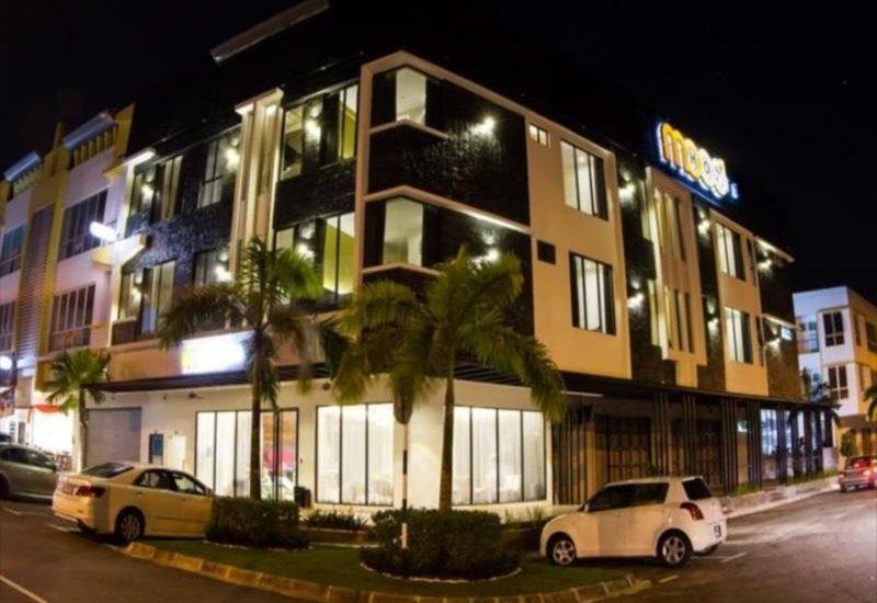 Khách sạn giá rẻ ở Johor Bahru - Mood Hotel Johor Bahru by Compass Hospitality