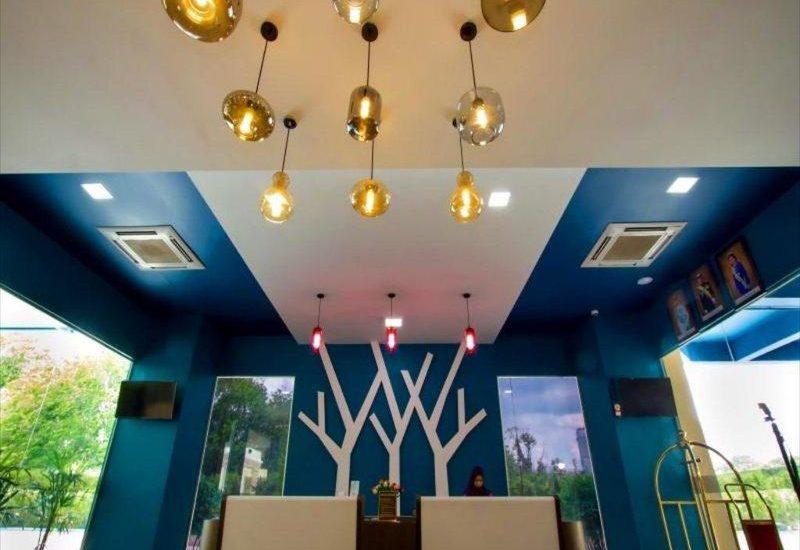 Khách sạn giá rẻ ở Johor Bahru - Baguss Hotel and Serviced Apartment