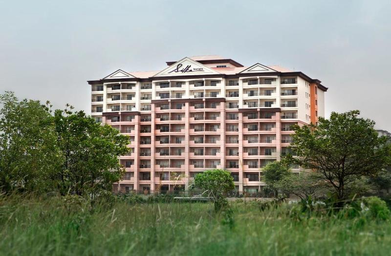 Khách sạn giá rẻ ở Johor Bahru - Silka Johor Bahru