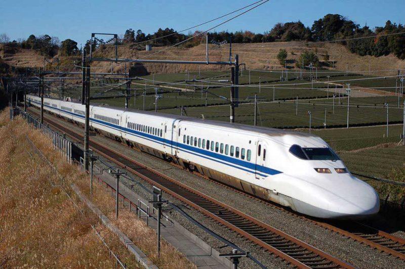 Tàu Shinkansen ở Nhật Bản