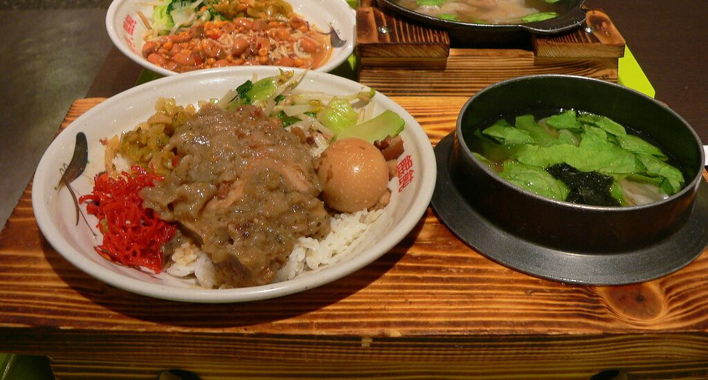 Các món ăn mang nhiều nét đặc trưng