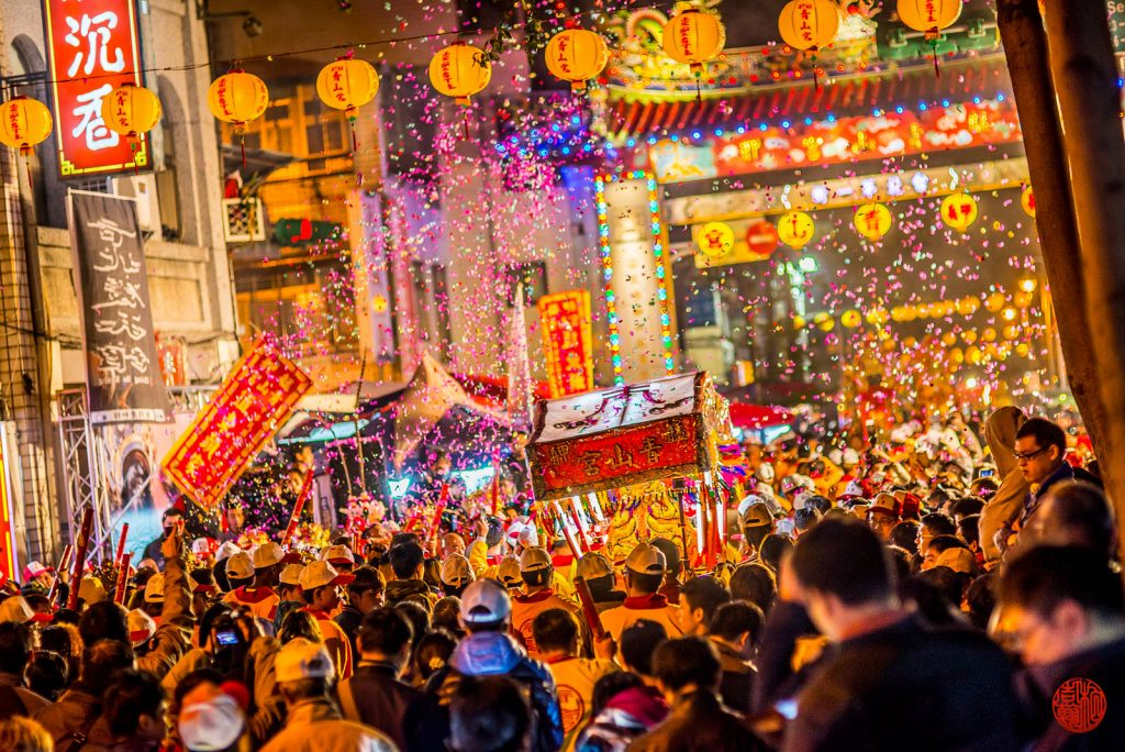 Đài Loan là đất nước đa tôn giáo