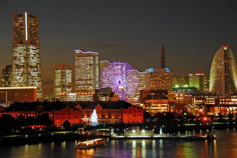 thành phố Yokohama Nhật Bản