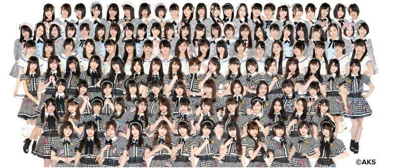 Nhóm nhạc thần tượng nữ AKB48
