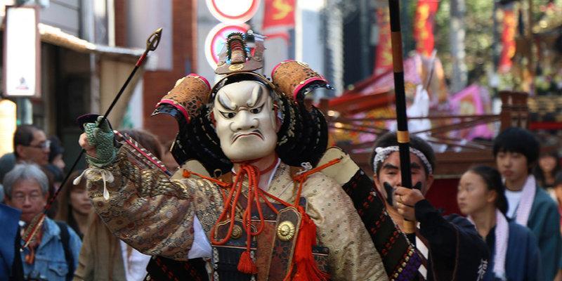 lễ hội Tenjin