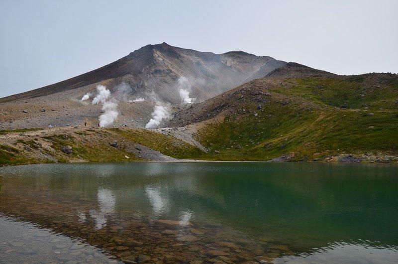 Núi Asahidake Nhật Bản