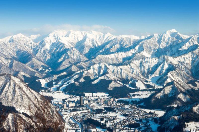 Mùa đông ở Yuzawa, Niigata