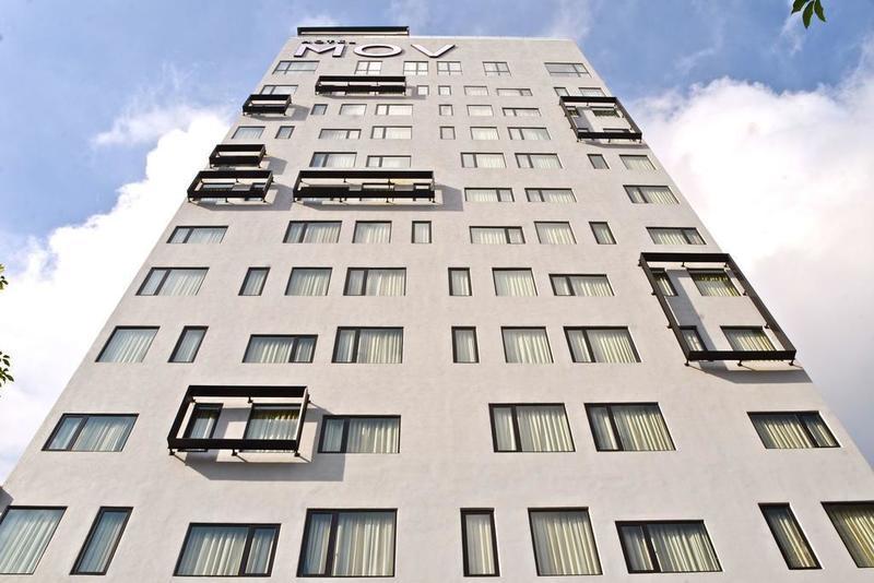 Khách sạn giá rẻ ở Kuala Lumpur - MOV Hotel