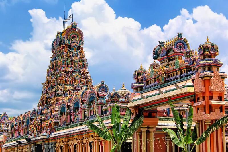 Đền Sri Maha Mariamman
