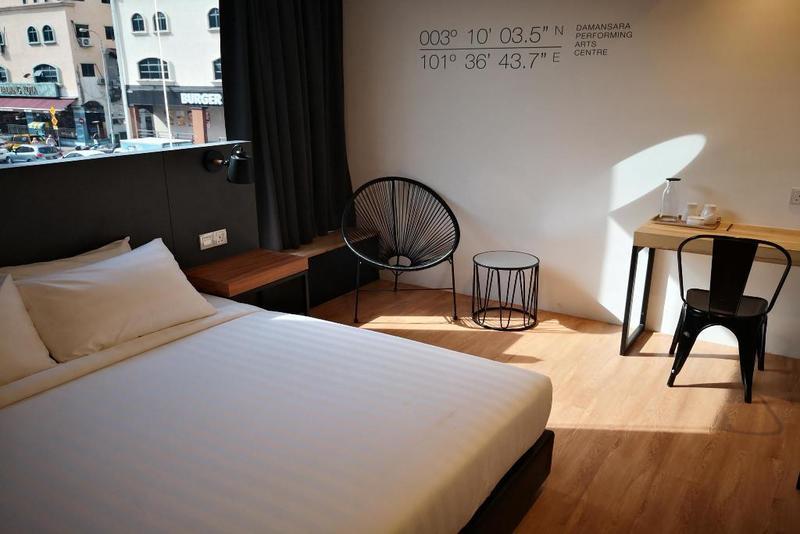 Khách sạn giá rẻ ở Kuala Lumpur - H Boutique Hotel Xplorer Kota Damansara