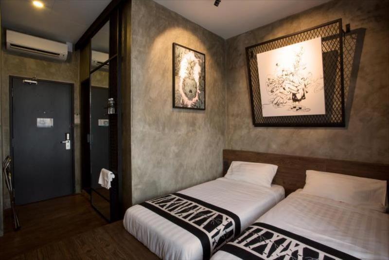 Khách sạn giá rẻ ở Kuala Lumpur - The Hulo Hotel & Gallery