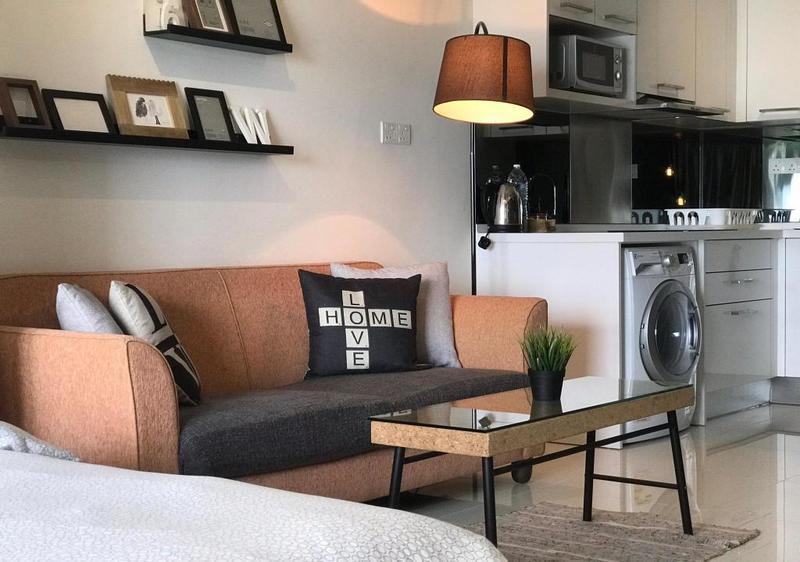 Khách sạn giá rẻ ở Kuala Lumpur - Vacation Home @ Mercu Summer Suite 21