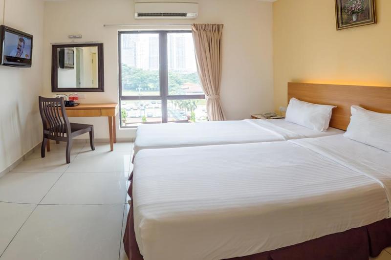 Khách sạn giá rẻ ở Kuala Lumpur - My Hotel @ Sentral