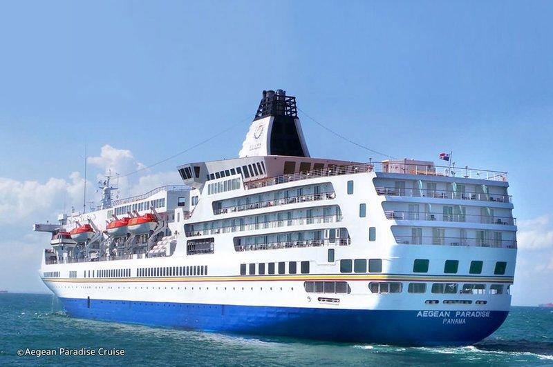 Sòng bài Singapore trên Du thuyền Aegean Paradise