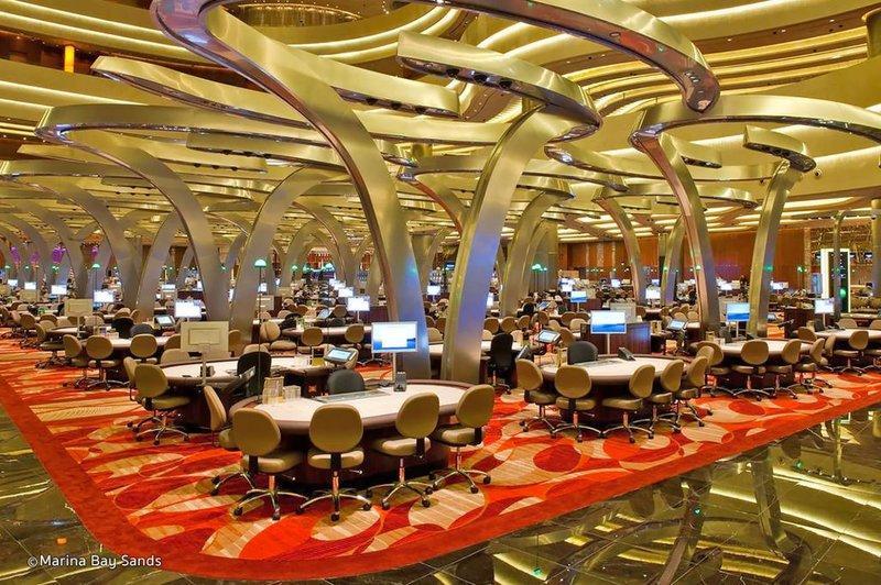 Casino đẳng cấp tại Singapore