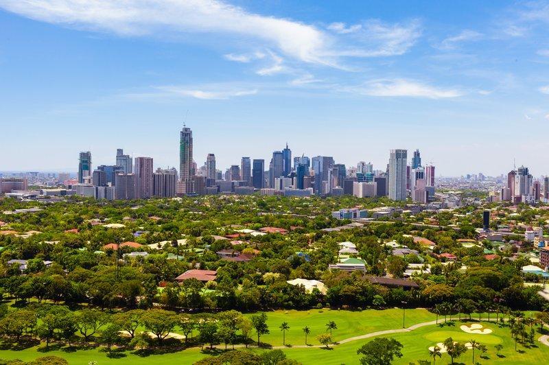 thủ đô Manila Philippines