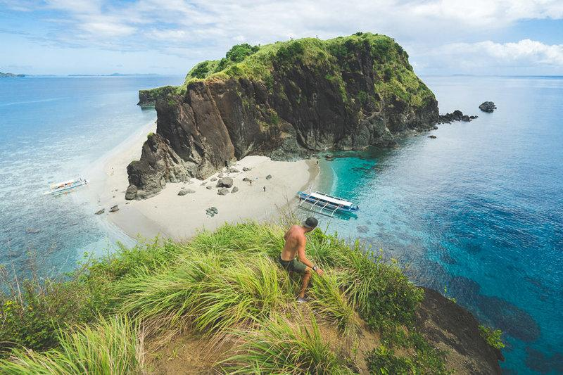 hòn đảo Caramoan