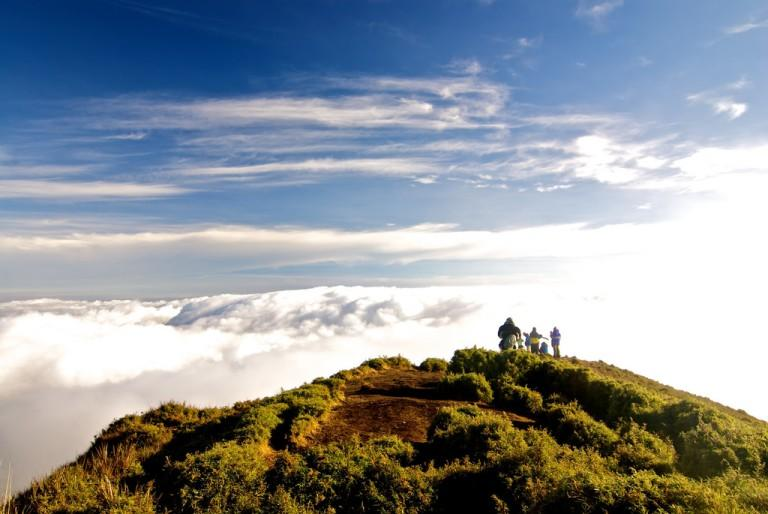 Núi Pulag Philippines