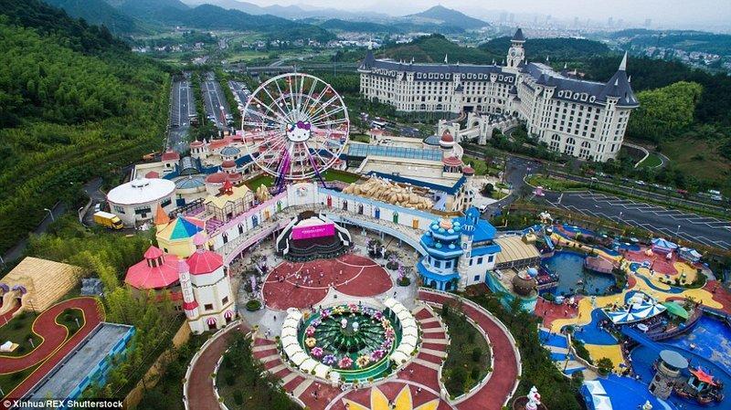 Công viên Hello Kitty Chiết Giang, Trung Quốc